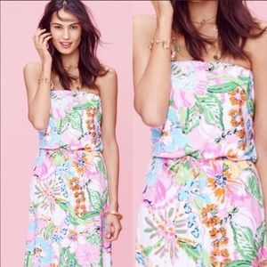 {LILY PULITZER TARGET} Nosey Posey Maxi Dress